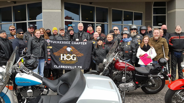 The Harley Owners Group (HOG)