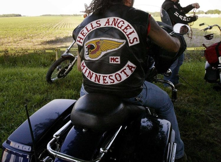 The Hells Angels Motorcycle Club