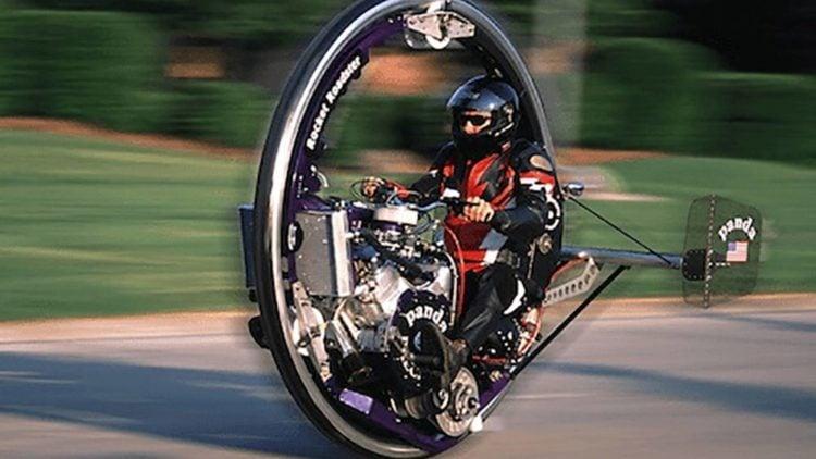 The Monowheel