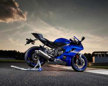 The History and Evolution of the Yamaha YZF-R6