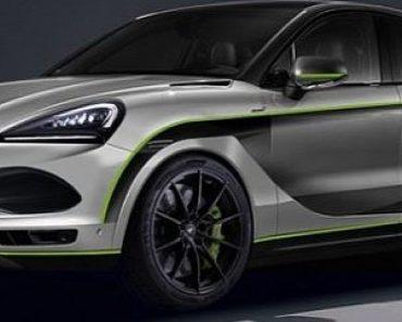 Does McLaren Make an SUV?
