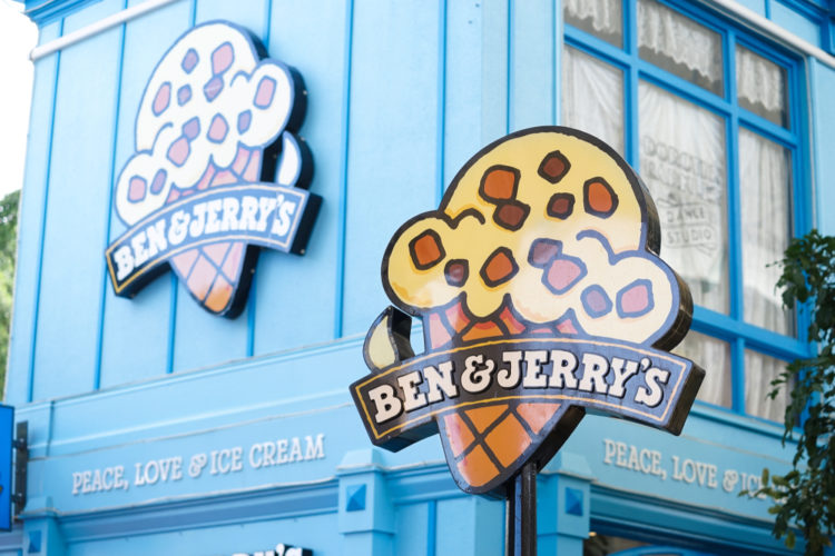 Take a Tour of Ben & Jerry's