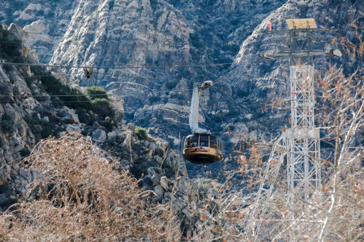 Ride the Palm Springs Aerial Tramway