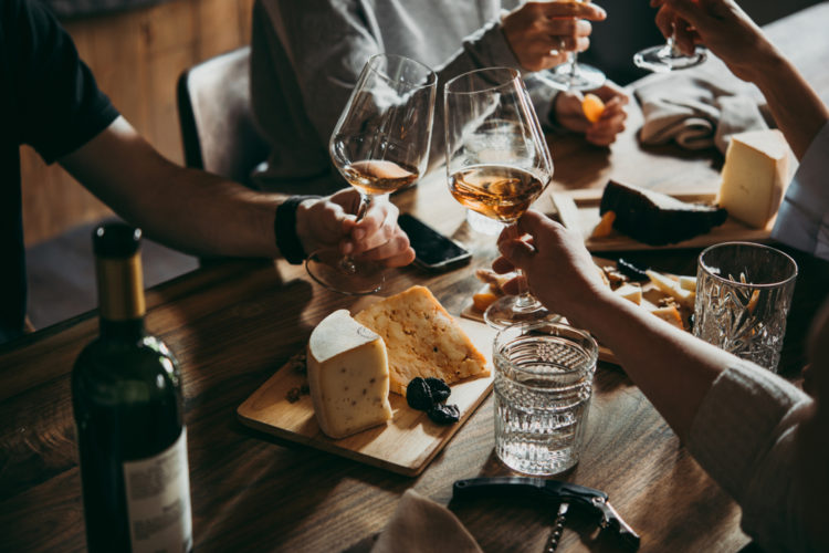 Sample the Wines at Stone Cliff Winery