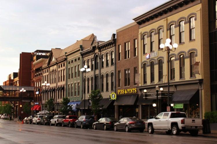 Lexington-Fayette, Kentucky