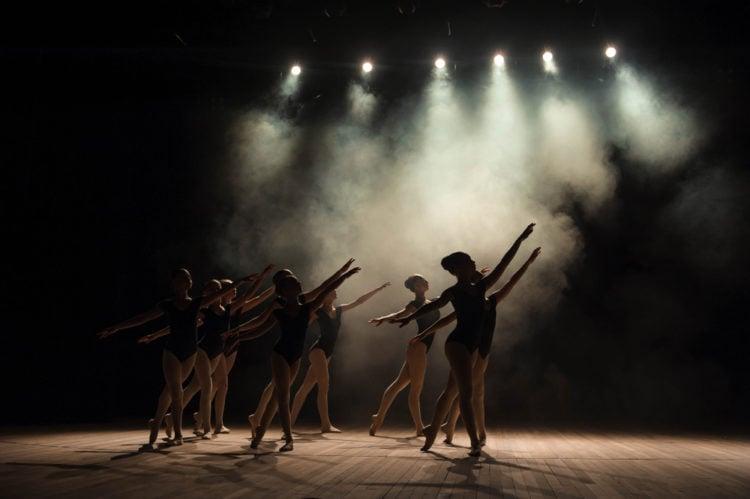 See a Performance at Alberta Blair Theater
