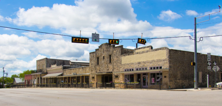 Old West Austin