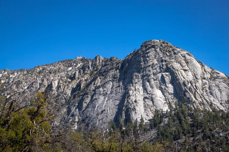 Tackle the Tahquitz Peak Trail