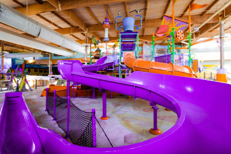 Have Fun at Reef Indoor Water Park