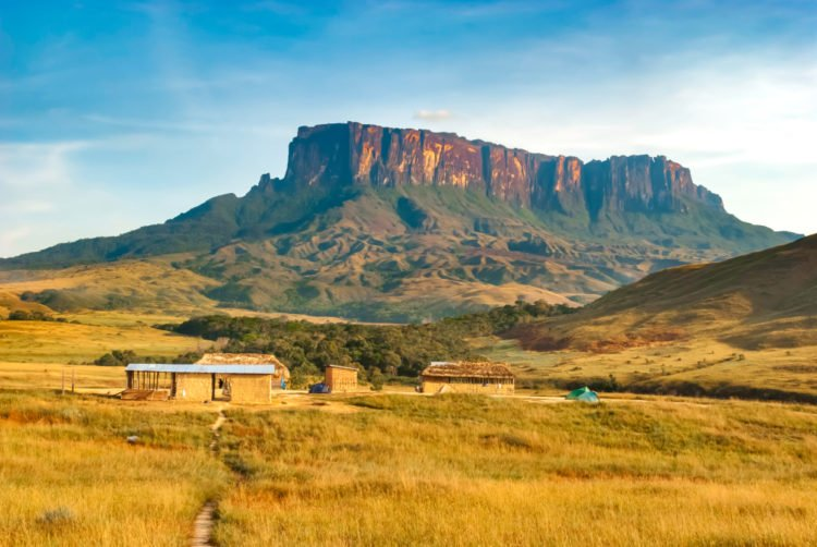Gran Sabana Mountains, Venezuela