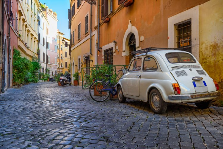 . Rome, Italy