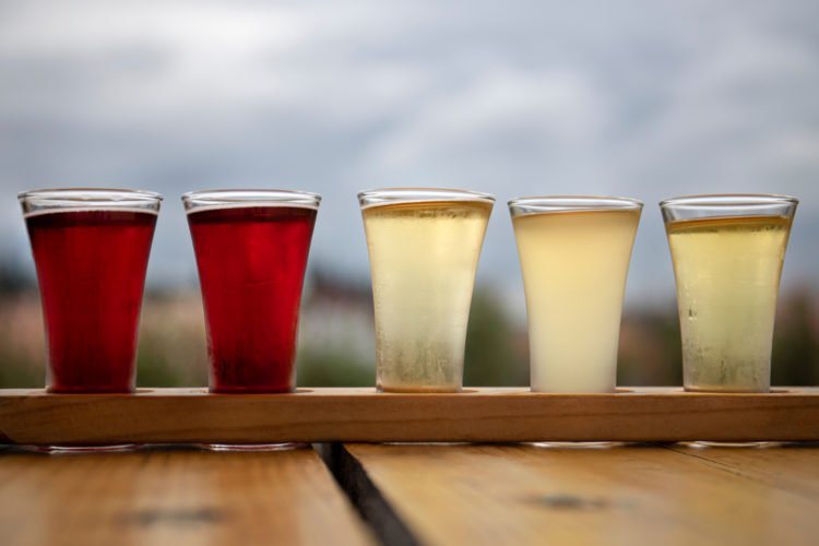 Ciders at Stowe Cider