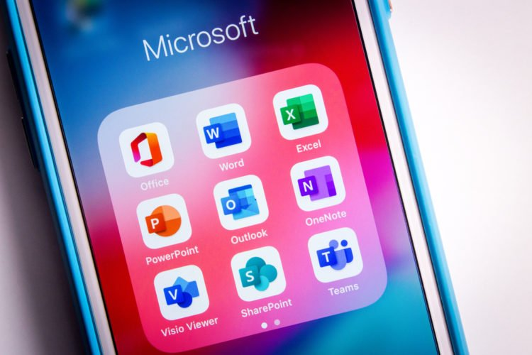 Microsoft Office Suite App