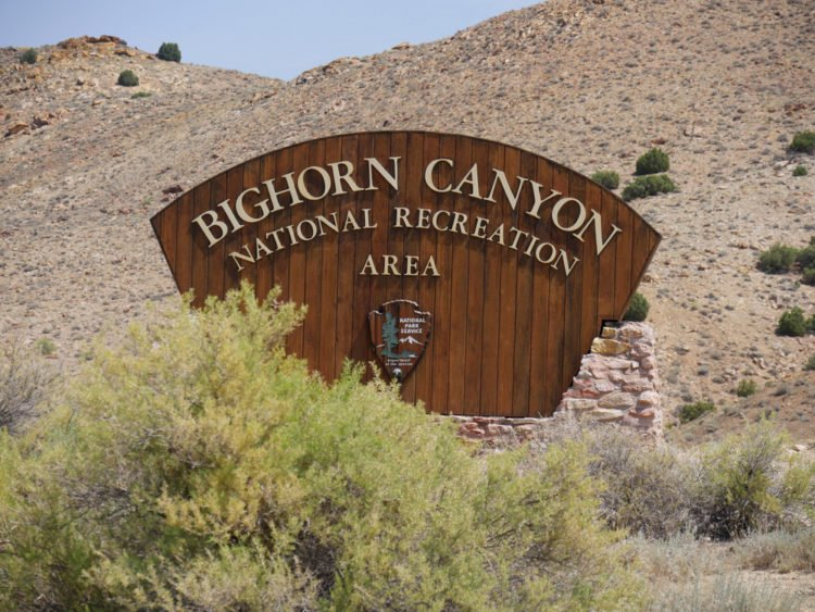 Take a Day Trip to the Bighorn Canyon National Recreational Area