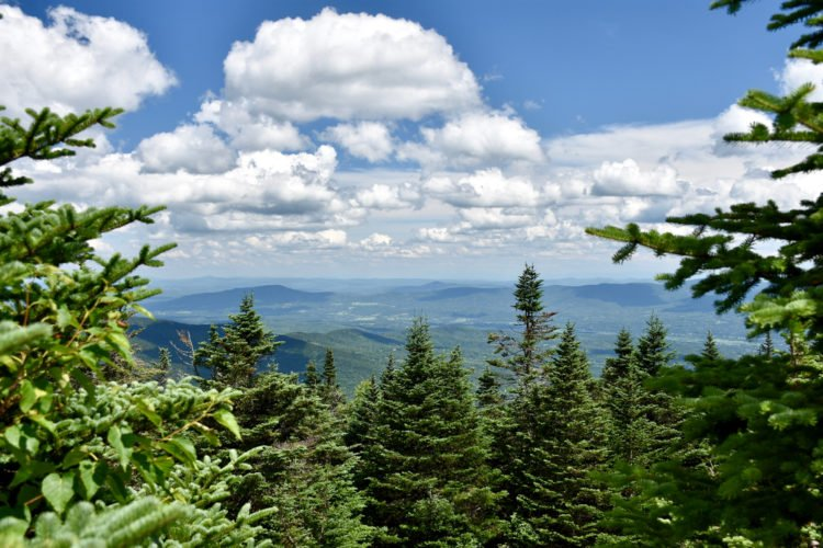 Drive Up the Mountain on the Stowe Mountain Auto Toll Road