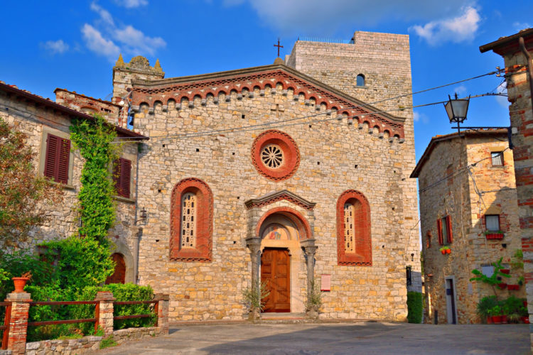 Gaiole, Italy