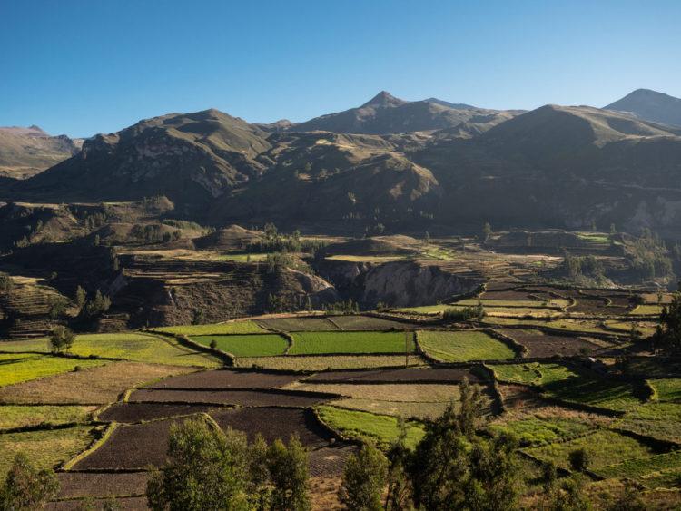 Colca Valley Villages, Peru