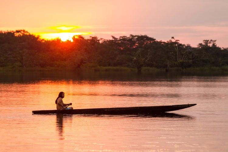 The Amazon of Ecuador