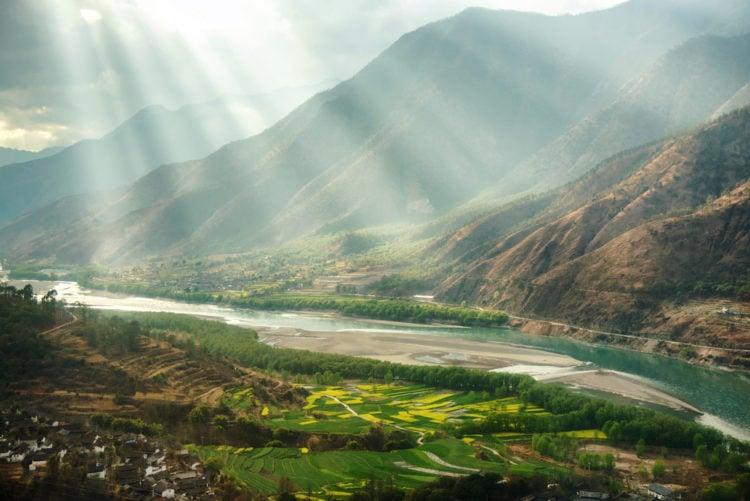 Qinghai Province, China