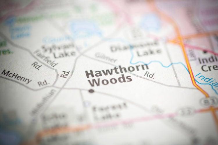 Village Center, Hawthorne Woods