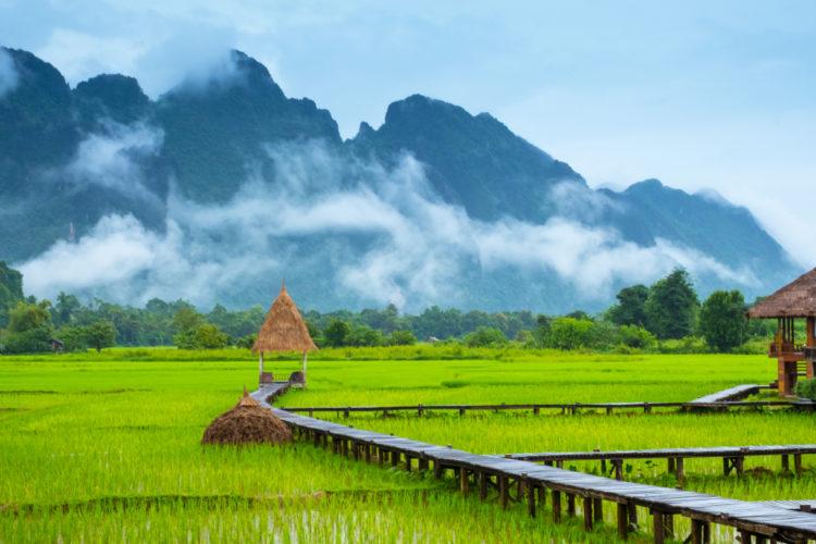 Boun Neu, North Laos