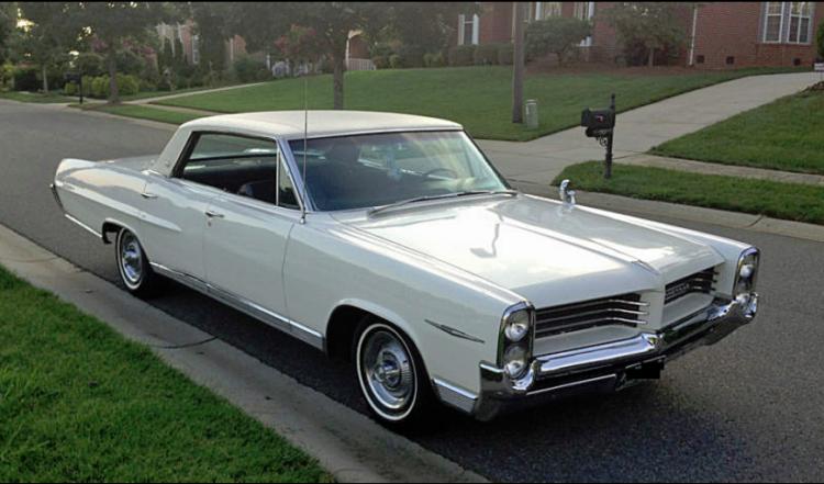 1964 Pontiac Bonneville Brougham