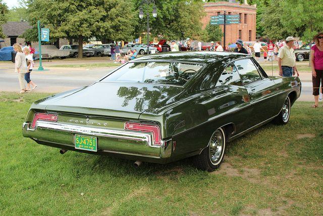 1968 Pontiac Catalina Custom Sport Coupe