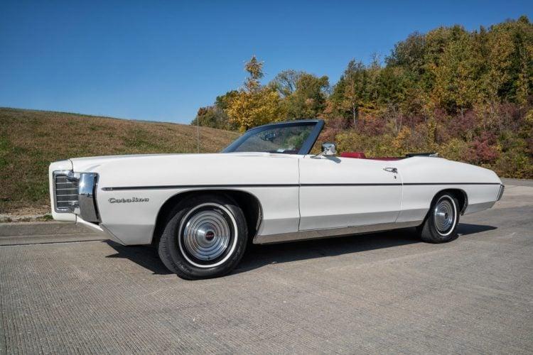 1969 Pontiac Catalina Convertible