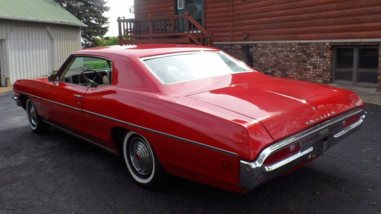 1970 Pontiac Catalina Coupe
