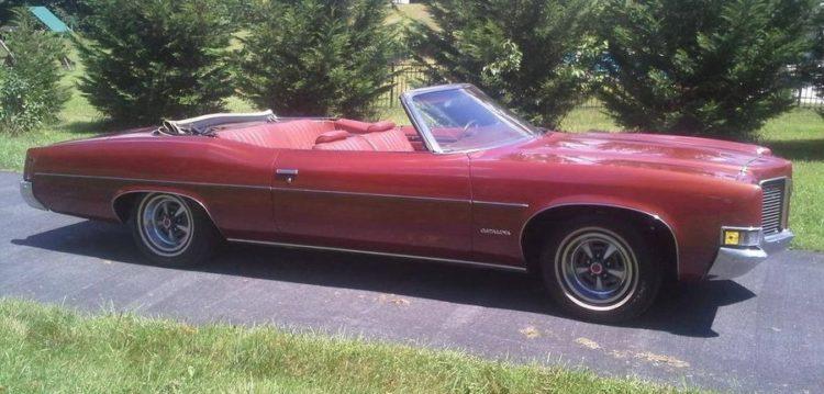 1971 Pontiac Catalina Coupe