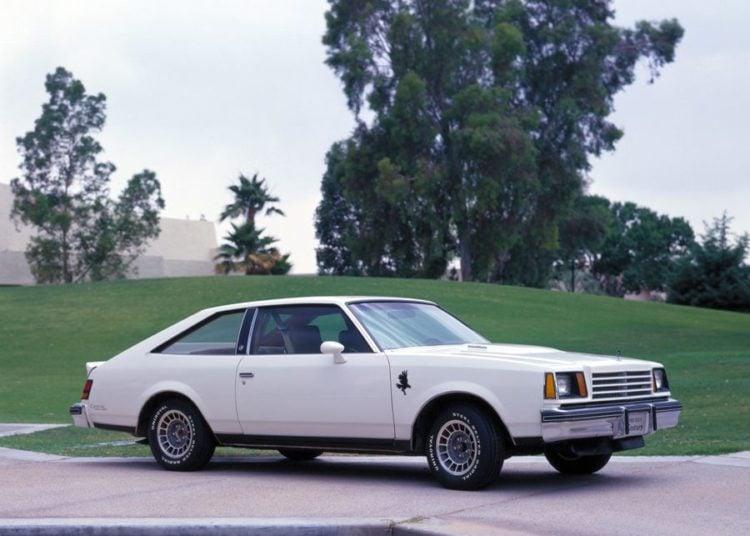 1980 Buick Century Turbo Coupe