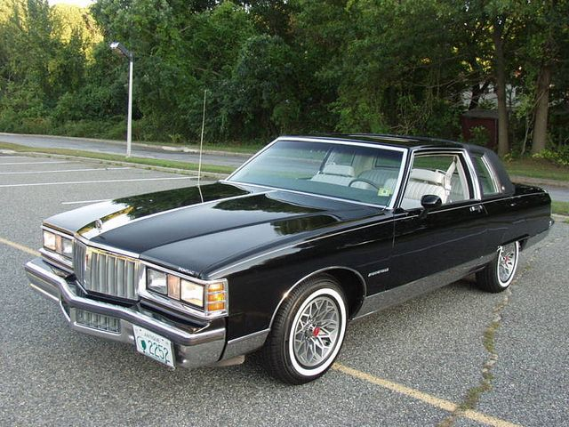 1980 Pontiac Bonneville Coupe