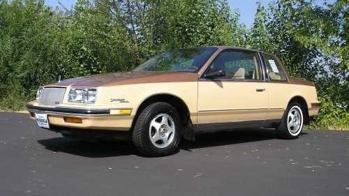 1987 Buick Somerset