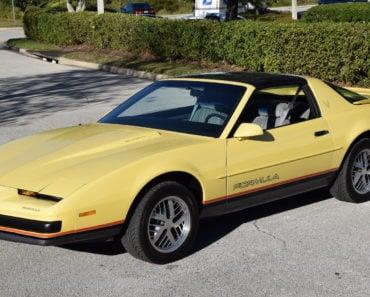 The 10 Best Pontiac Firebird Models of All-Time