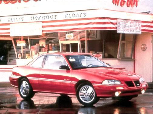 1992 Grand-Am SE Coupe