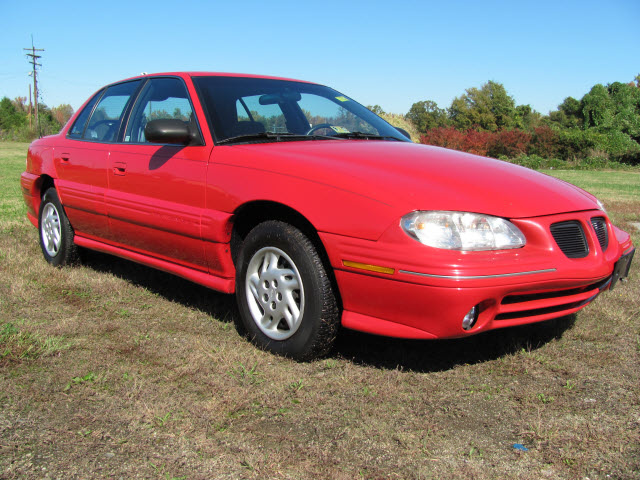 1998 Grand-Am SE Sedan