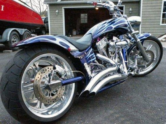 2003 American Ironhorse Slammer