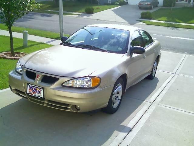 2005 Grand-Am SE Sedan