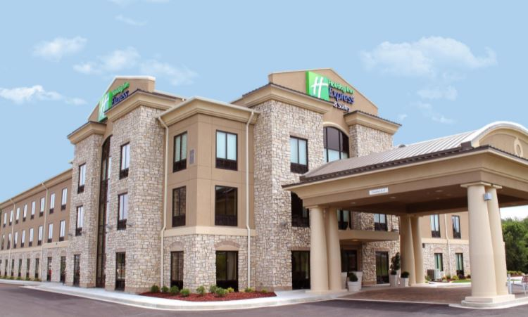 Holiday Inn and Suites West
