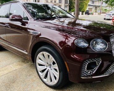 Review of the 2021 Bentley Bentayga