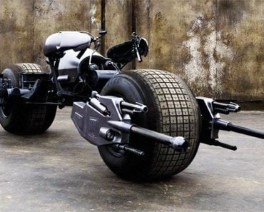 Is The Batman Motorcycle From The Dark Knight Real?