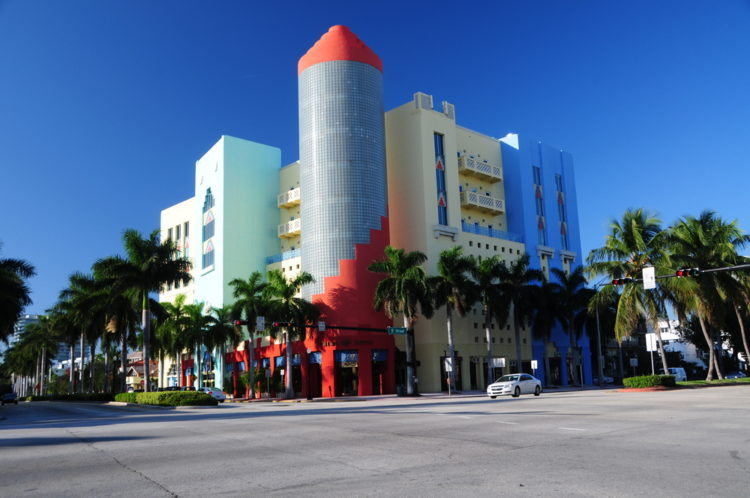 See the Art Deco District
