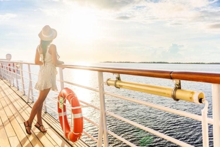 Take a sunset cruise