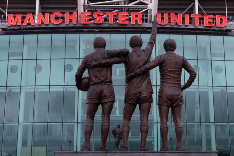 Manchester United, $4.2 Billion