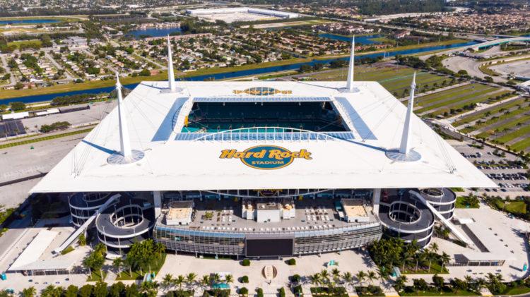 Dolphins Stadium