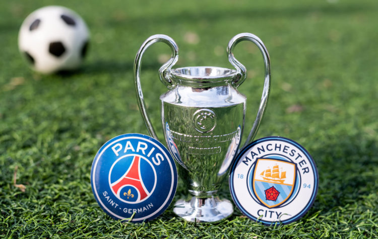 Paris Saint-Germain, $2.5 Billion