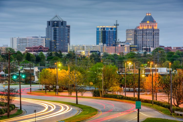 Greensboro, North Carolina