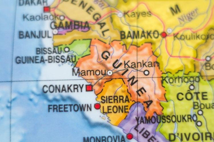 Conakry, Guinea Republic