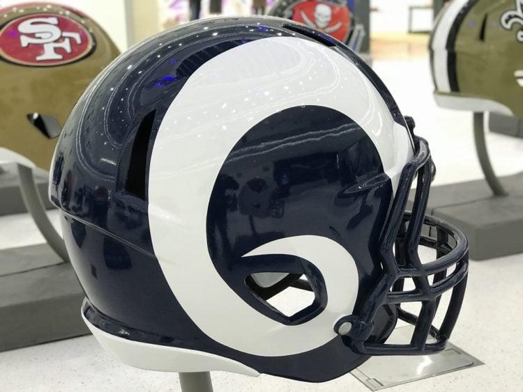 Los Angeles Rams - Value: $4 Billion