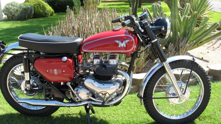 1957 Matchless G11